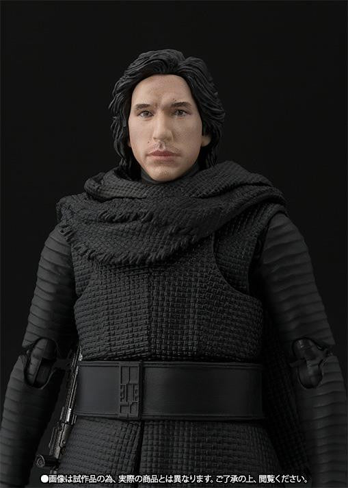 S.H.Figuarts - Star Wars: The Force Awakens - Kylo Ren (TamashiiWeb Exclusive) - Marvelous Toys - 6