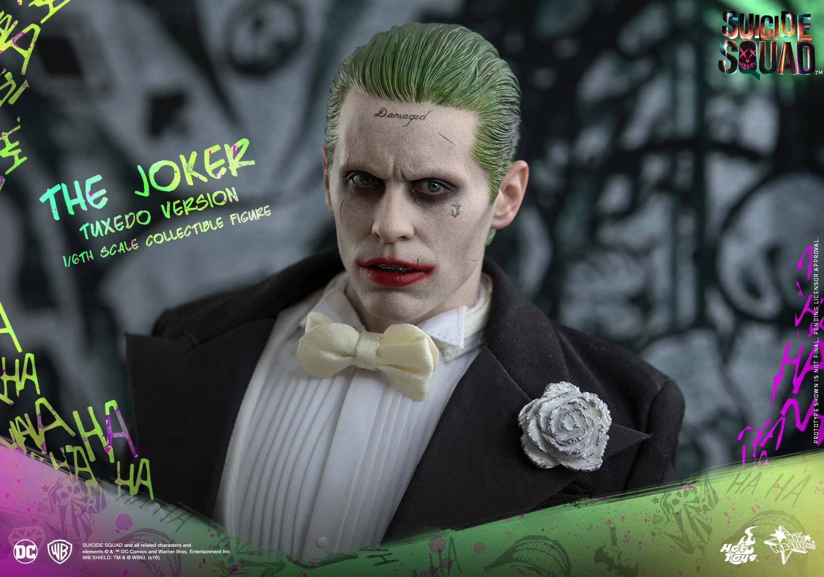 Hot Toys - MMS395 - Suicide Squad - The Joker (Tuxedo Version) - Marvelous Toys - 10