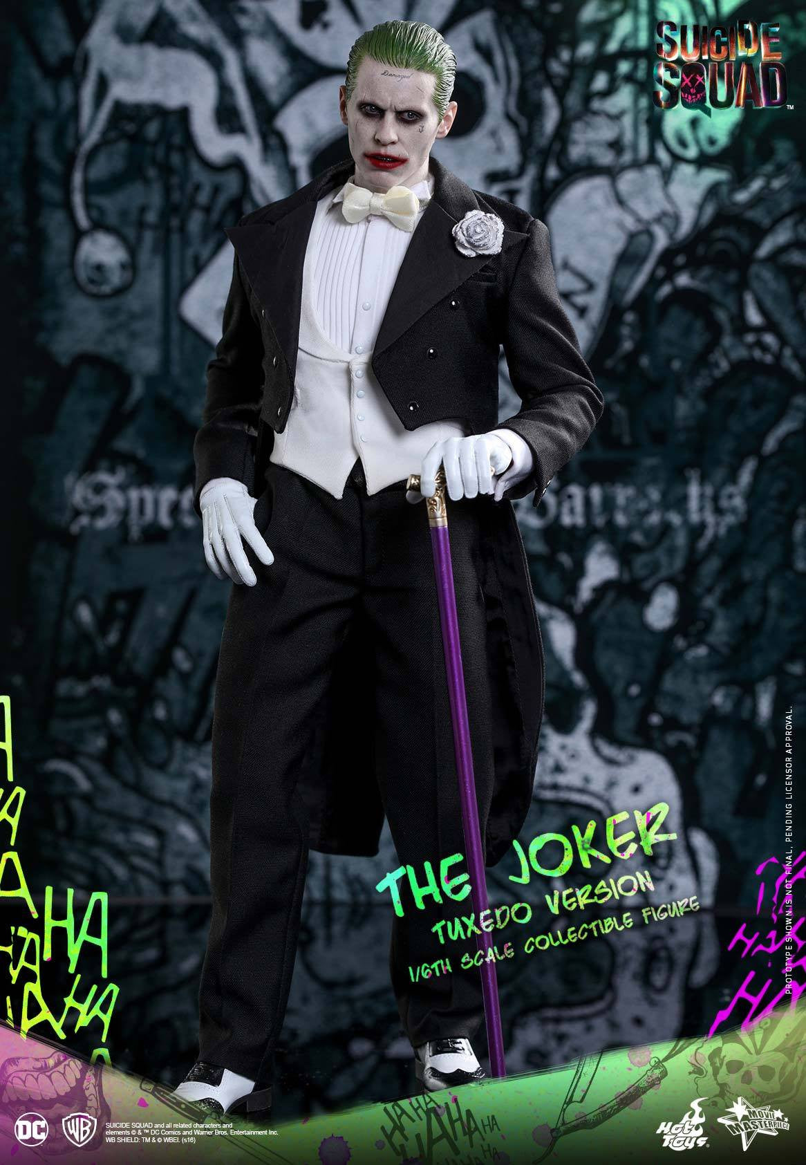Hot Toys - MMS395 - Suicide Squad - The Joker (Tuxedo Version) - Marvelous Toys - 11