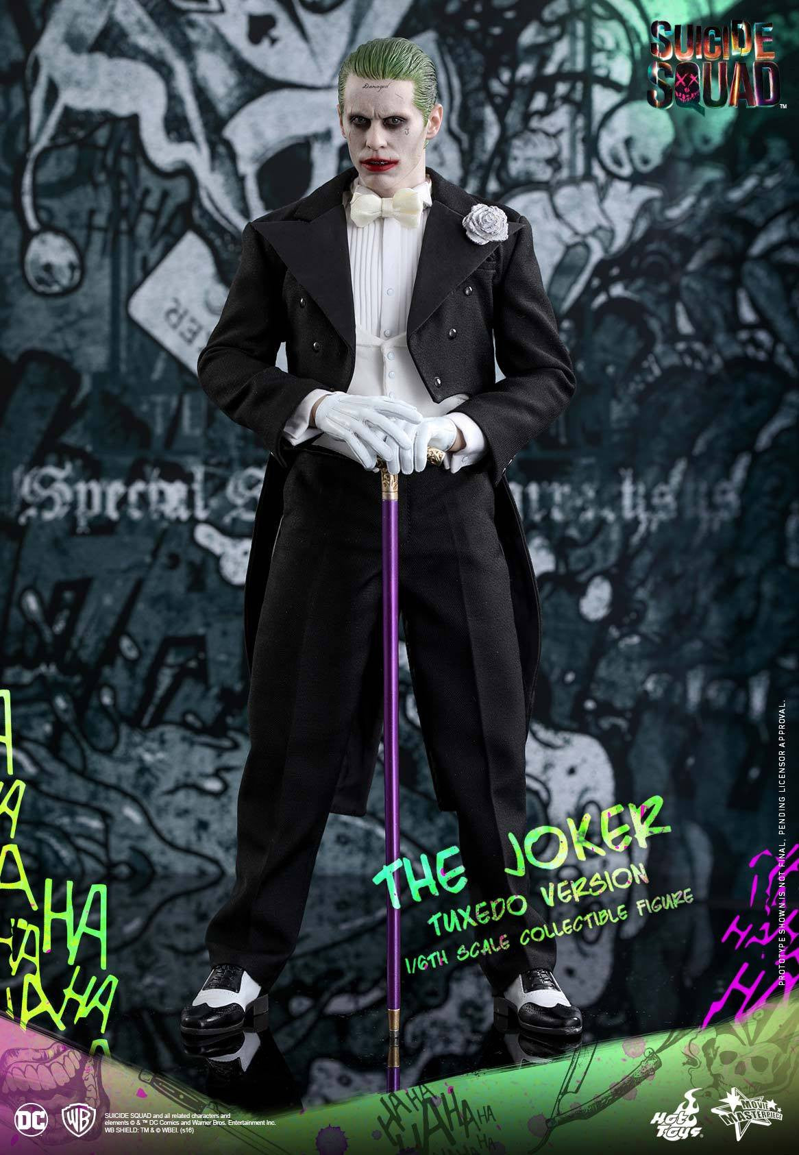 Hot Toys - MMS395 - Suicide Squad - The Joker (Tuxedo Version) - Marvelous Toys - 12