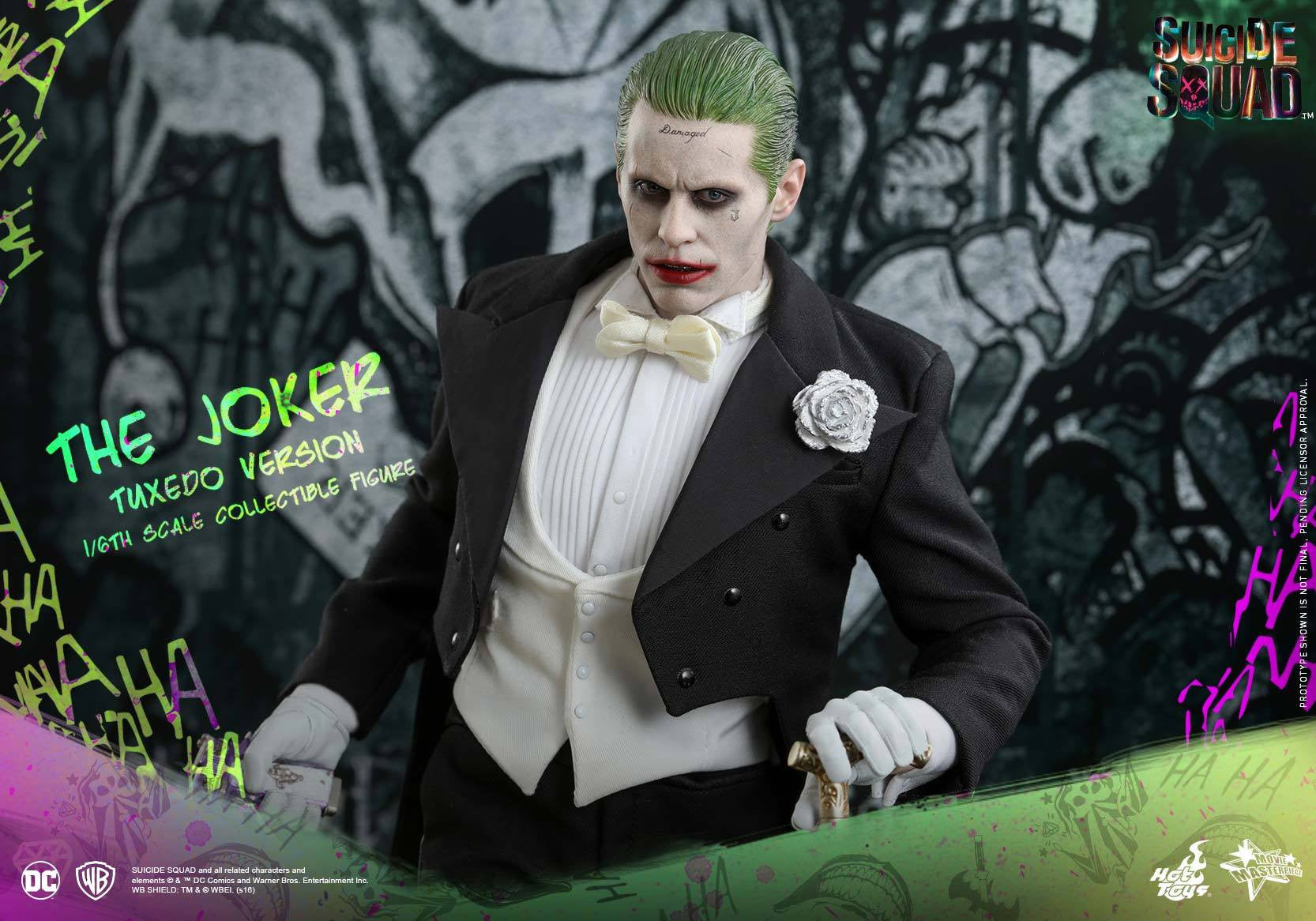 Hot Toys - MMS395 - Suicide Squad - The Joker (Tuxedo Version) - Marvelous Toys - 13