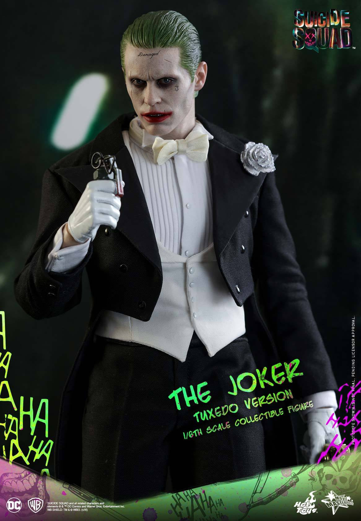 Hot Toys - MMS395 - Suicide Squad - The Joker (Tuxedo Version) - Marvelous Toys - 14
