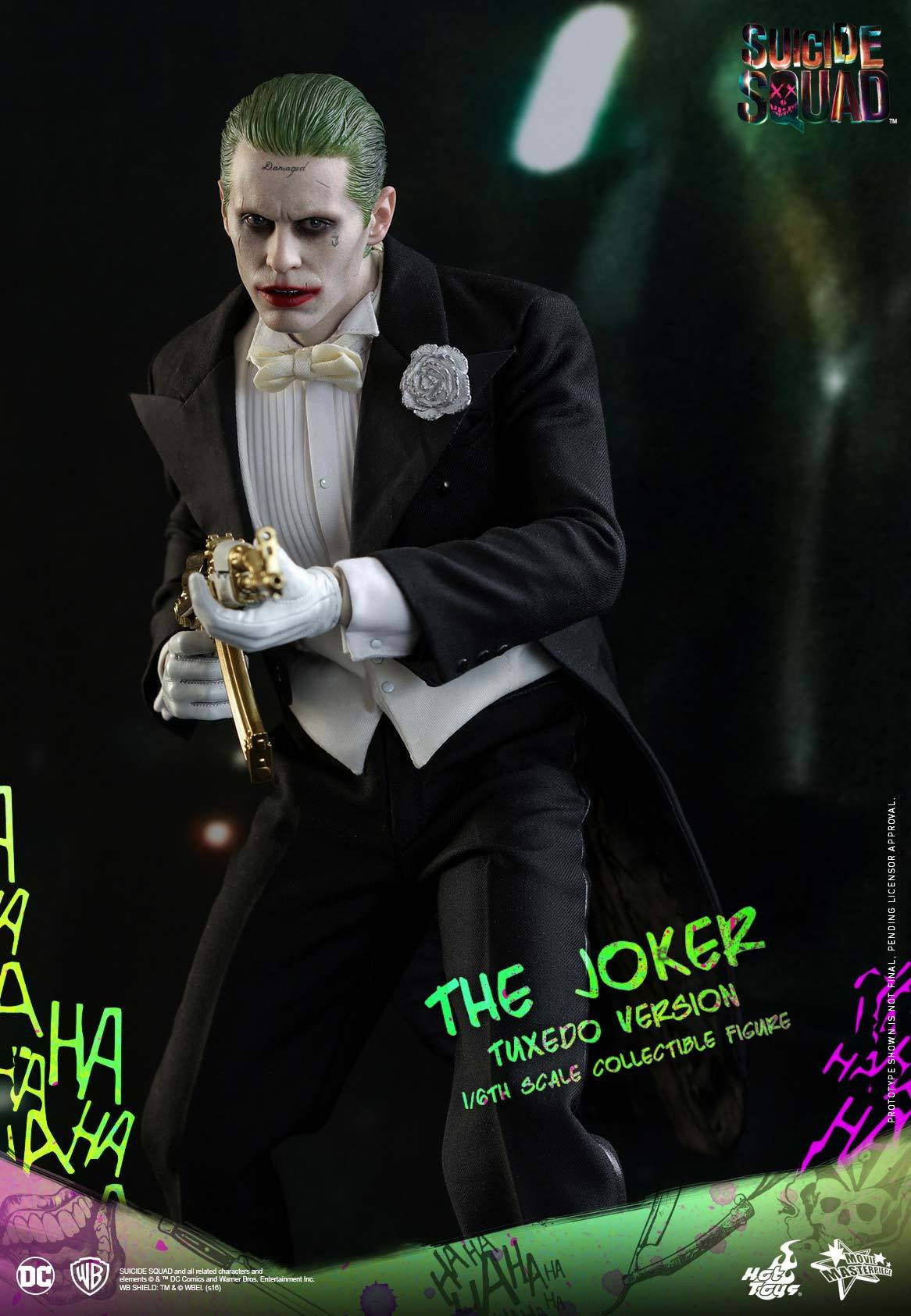 Hot Toys - MMS395 - Suicide Squad - The Joker (Tuxedo Version) - Marvelous Toys - 15
