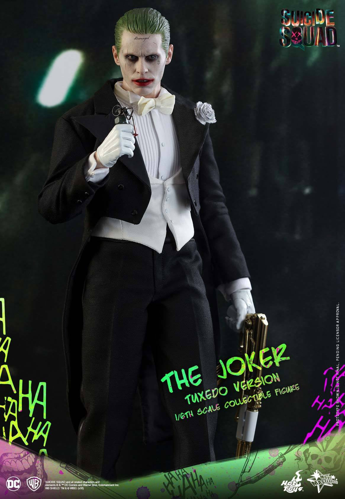 Hot Toys - MMS395 - Suicide Squad - The Joker (Tuxedo Version) - Marvelous Toys - 16