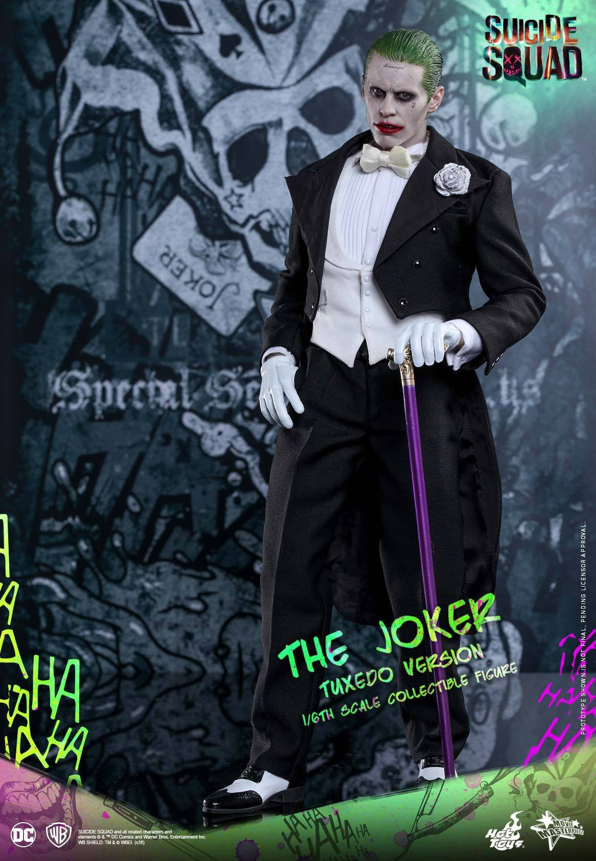 Hot Toys - MMS395 - Suicide Squad - The Joker (Tuxedo Version) - Marvelous Toys - 17