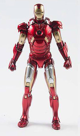 Comicave Studios - Omni Class: 1/12 Scale Iron Man Mark 7 (VII) - Marvelous Toys - 1