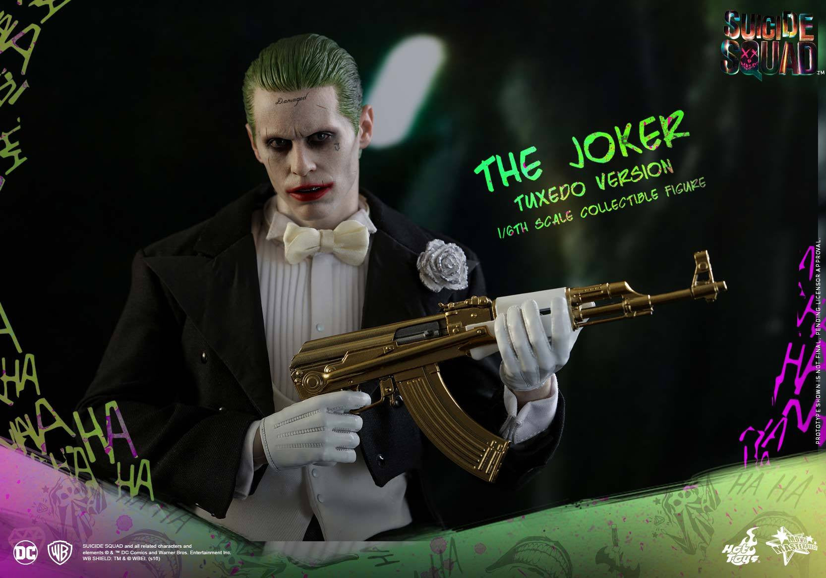 Hot Toys - MMS395 - Suicide Squad - The Joker (Tuxedo Version) - Marvelous Toys - 18