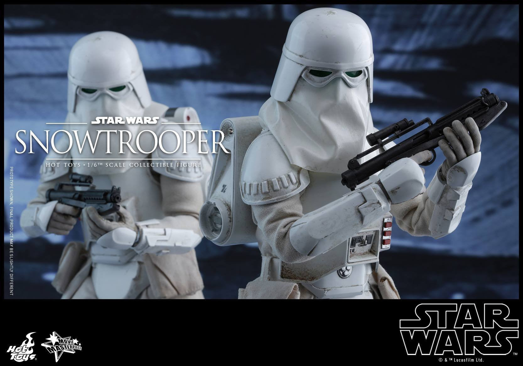 Hot Toys - MMS397 - Star Wars Episode V: The Empire Strikes Back - Snowtrooper - Marvelous Toys - 8