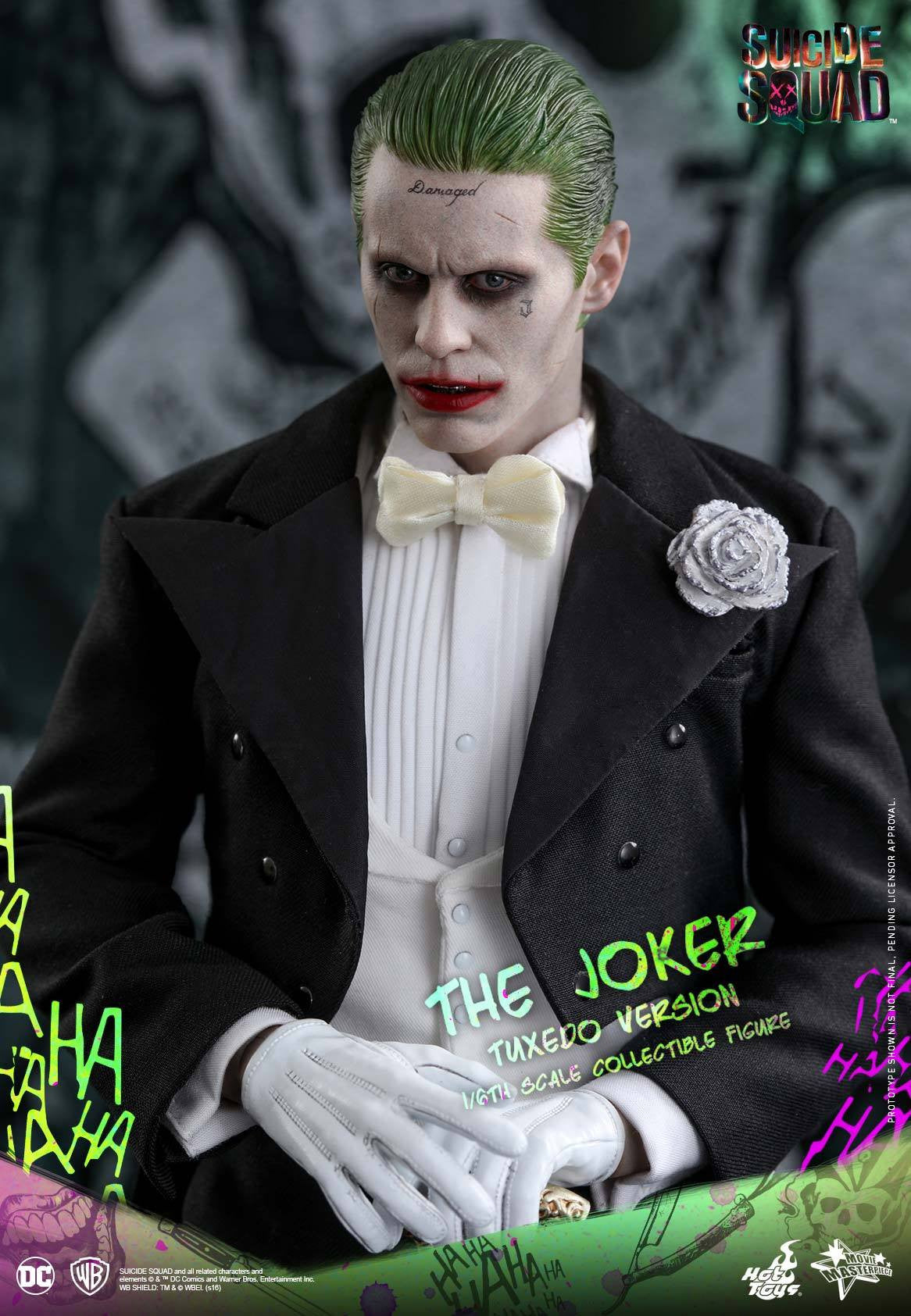 Hot Toys - MMS395 - Suicide Squad - The Joker (Tuxedo Version) - Marvelous Toys - 19
