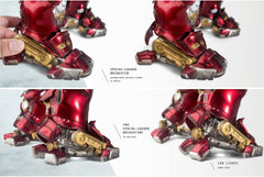 Comicave Studios - Omni Class: 1/12 Scale Iron Man Mark 44 (XLIV) (Hulkbuster) - Marvelous Toys - 5