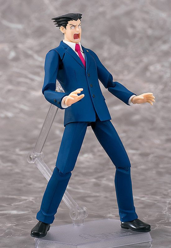 Phat! - Figma SP-084 - Phoenix Wright Ace Attorney - Phoenix Wright - Marvelous Toys - 4