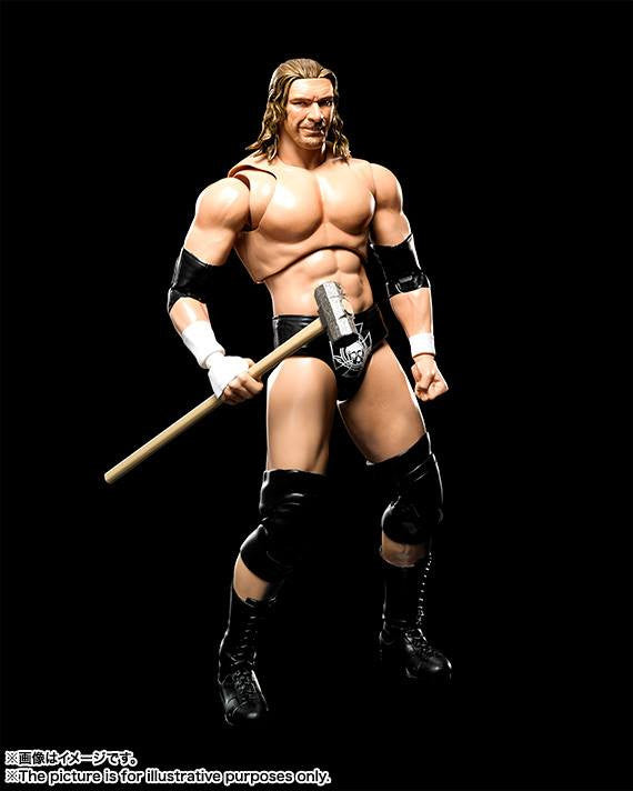 S.H.Figuarts - WWE - Triple H - Marvelous Toys - 3
