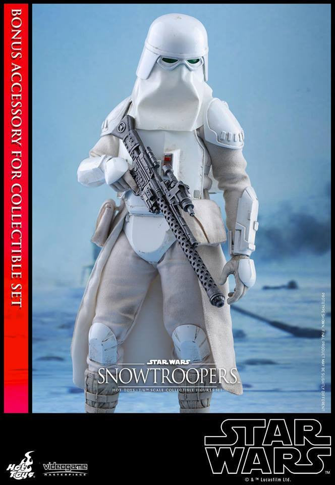 Hot Toys - VGM25 - Star Wars Battlefront - Snowtroopers Set - Marvelous Toys - 2