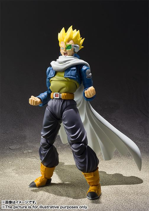 S.H.Figuarts - Dragon Ball Xenoverse 2 - TP (Time Patroller) XENOVERSE Edition - Marvelous Toys - 4