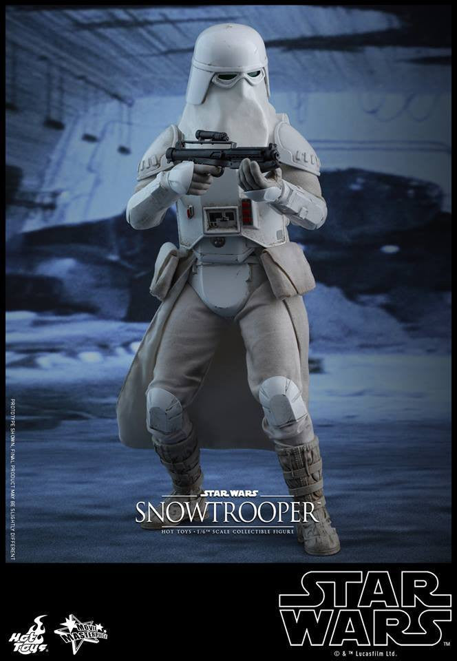 Hot Toys - MMS397 - Star Wars Episode V: The Empire Strikes Back - Snowtrooper - Marvelous Toys - 2