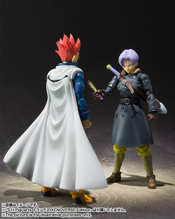 S.H.Figuarts - Dragon Ball Xenoverse 2 - Trunks XENOVERSE Edition - Marvelous Toys - 5