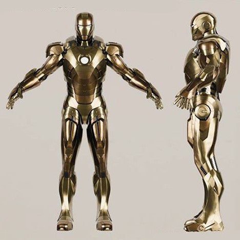 Comicave Studios - Omni Class: 1/12 Scale Iron Man Mark 21 (XXI) (Midas) - Marvelous Toys - 1
