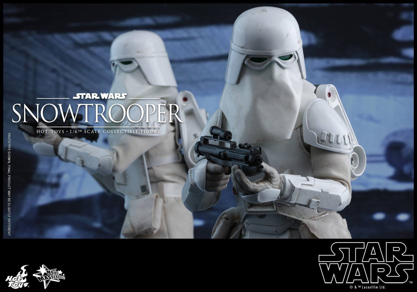 Hot Toys - MMS397 - Star Wars Episode V: The Empire Strikes Back - Snowtrooper - Marvelous Toys - 10