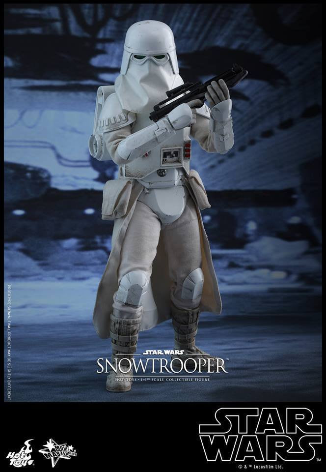 Hot Toys - MMS397 - Star Wars Episode V: The Empire Strikes Back - Snowtrooper - Marvelous Toys - 3