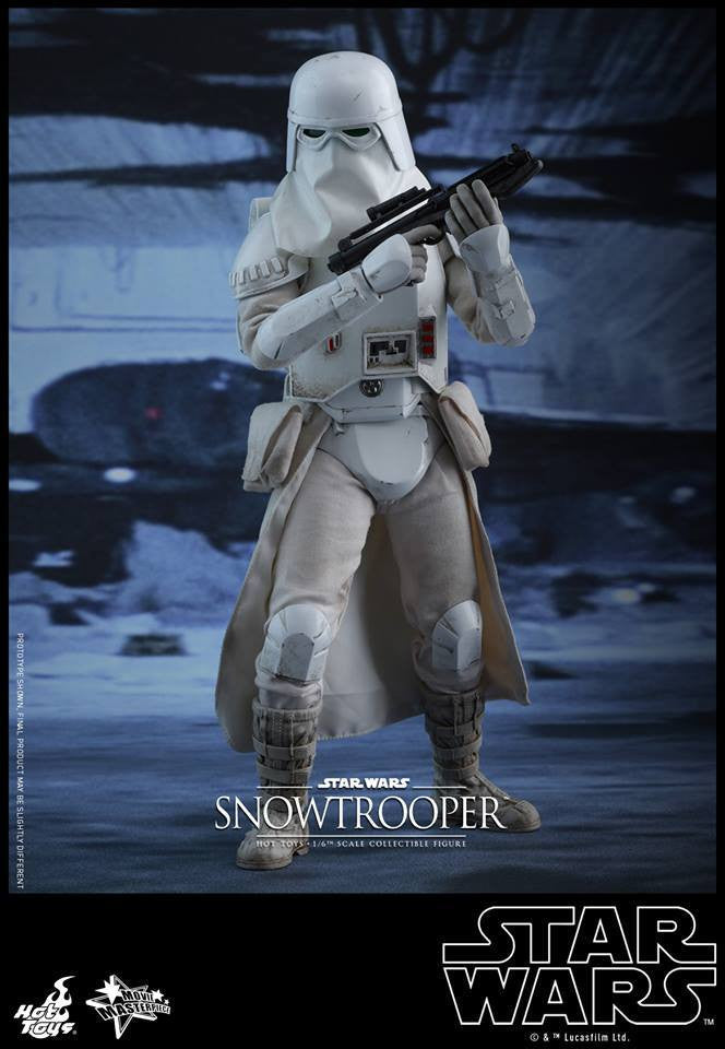 Hot Toys - MMS397 - Star Wars Episode V: The Empire Strikes Back - Snowtrooper - Marvelous Toys - 4