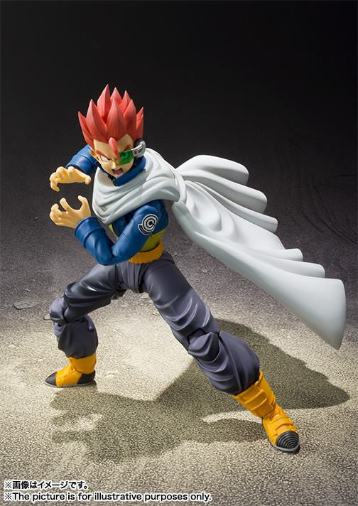 S.H.Figuarts - Dragon Ball Xenoverse 2 - TP (Time Patroller) XENOVERSE Edition - Marvelous Toys - 1