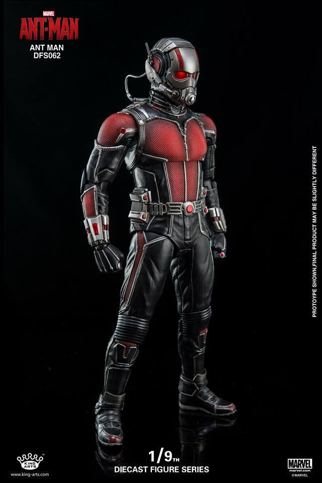 King Arts - DFS062 - Ant-Man - Ant-Man - Marvelous Toys - 3