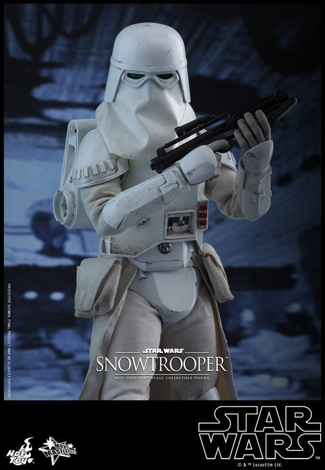 Hot Toys - MMS397 - Star Wars Episode V: The Empire Strikes Back - Snowtrooper - Marvelous Toys - 5
