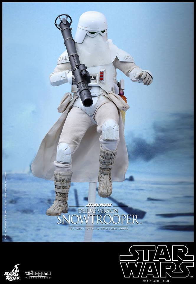 Hot Toys - VGM24 - Star Wars Battlefront - Snowtrooper (Deluxe Version) - Marvelous Toys - 3