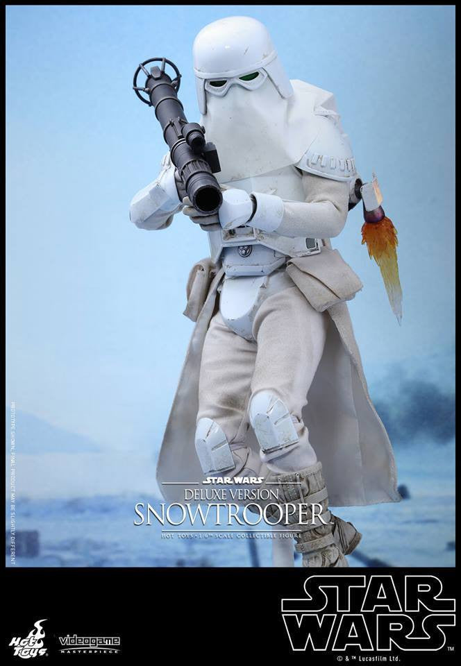 Hot Toys - VGM24 - Star Wars Battlefront - Snowtrooper (Deluxe Version) - Marvelous Toys - 4