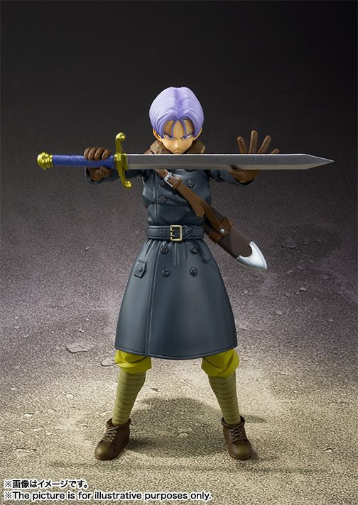S.H.Figuarts - Dragon Ball Xenoverse 2 - Trunks XENOVERSE Edition - Marvelous Toys - 1