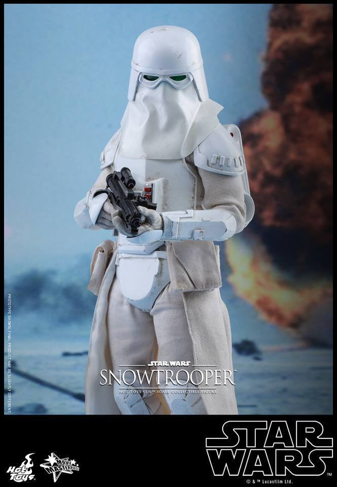 Hot Toys - MMS397 - Star Wars Episode V: The Empire Strikes Back - Snowtrooper - Marvelous Toys - 6