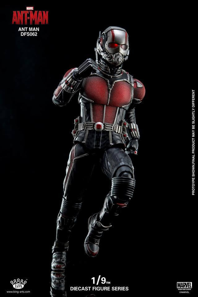 King Arts - DFS062 - Ant-Man - Ant-Man - Marvelous Toys - 7