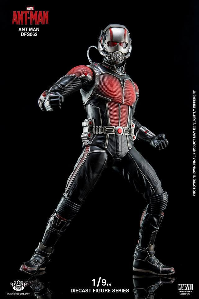 King Arts - DFS062 - Ant-Man - Ant-Man - Marvelous Toys - 8