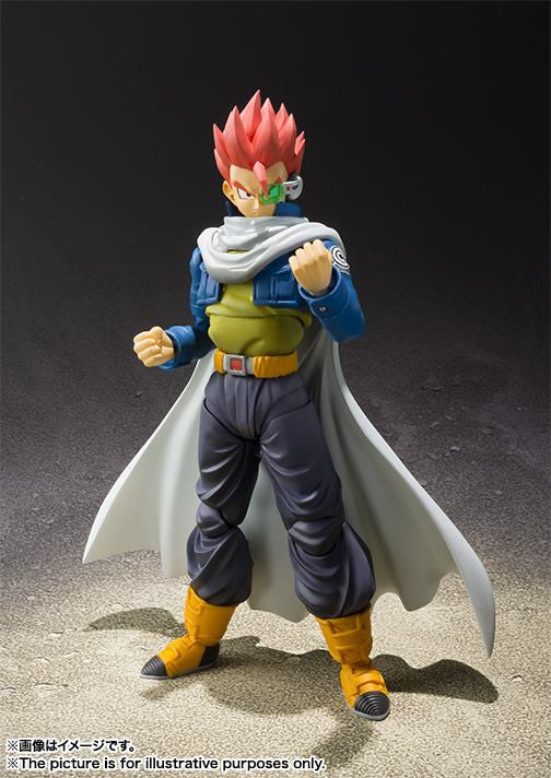 S.H.Figuarts - Dragon Ball Xenoverse 2 - TP (Time Patroller) XENOVERSE Edition - Marvelous Toys - 3