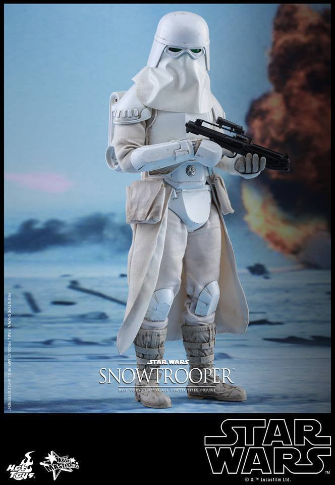 Hot Toys - MMS397 - Star Wars Episode V: The Empire Strikes Back - Snowtrooper - Marvelous Toys - 1