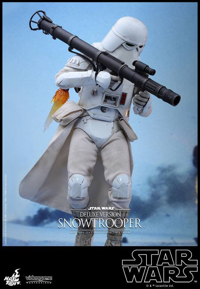 Hot Toys - VGM24 - Star Wars Battlefront - Snowtrooper (Deluxe Version) - Marvelous Toys - 5