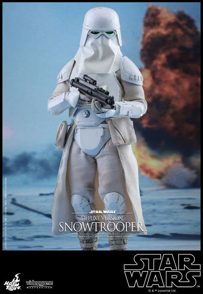 Hot Toys - VGM24 - Star Wars Battlefront - Snowtrooper (Deluxe Version) - Marvelous Toys - 6