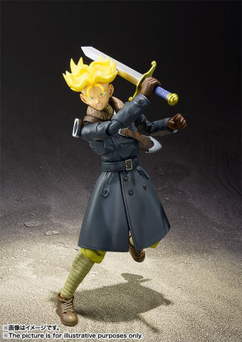 S.H.Figuarts - Dragon Ball Xenoverse 2 - Trunks XENOVERSE Edition - Marvelous Toys - 2