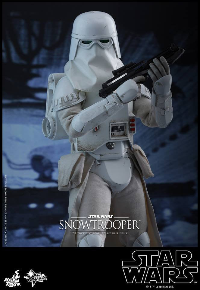 Hot Toys - MMS397 - Star Wars Episode V: The Empire Strikes Back - Snowtrooper - Marvelous Toys - 7