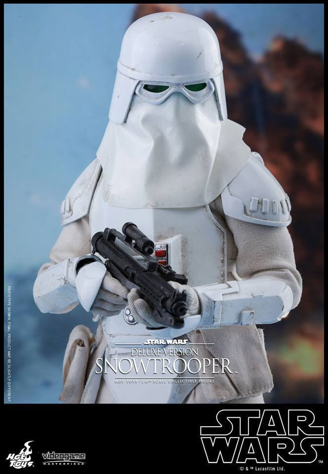 Hot Toys - VGM24 - Star Wars Battlefront - Snowtrooper (Deluxe Version) - Marvelous Toys - 7