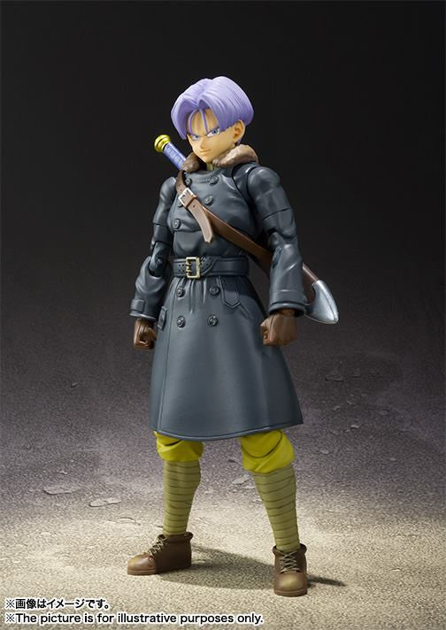S.H.Figuarts - Dragon Ball Xenoverse 2 - Trunks XENOVERSE Edition - Marvelous Toys - 4