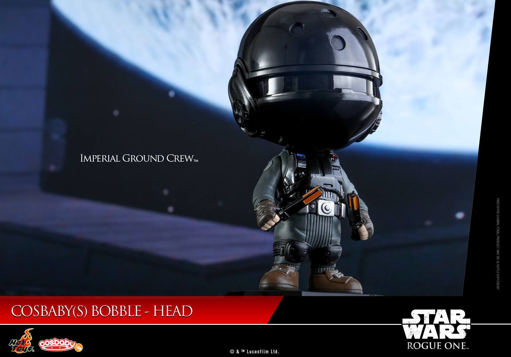 (IN STOCK) Hot Toys - COSB335 - Rogue One: A Star Wars Story - Cosbaby Bobble-Head (Series 1) Set of 6 - Marvelous Toys - 15