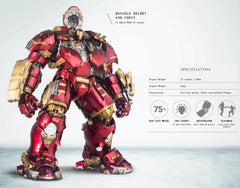 Comicave Studios - Omni Class: 1/12 Scale Iron Man Mark 44 (XLIV) (Hulkbuster) - Marvelous Toys - 1