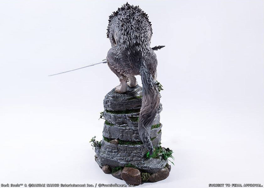 First 4 Figures - Dark Souls - Sif The Great Grey Wolf Statue - Marvelous Toys - 15