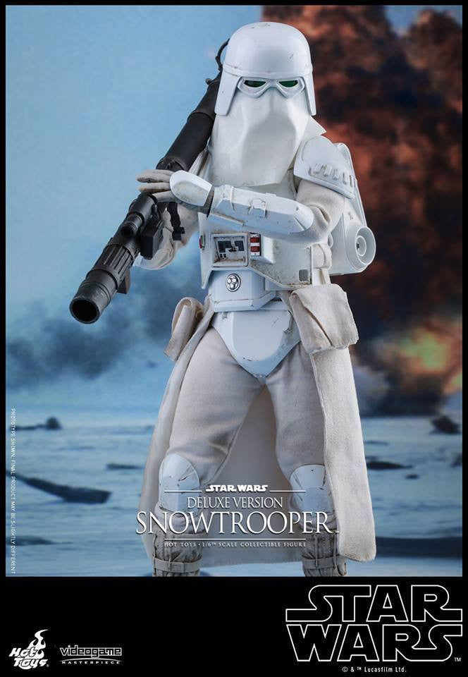 Hot Toys - VGM24 - Star Wars Battlefront - Snowtrooper (Deluxe Version) - Marvelous Toys - 8