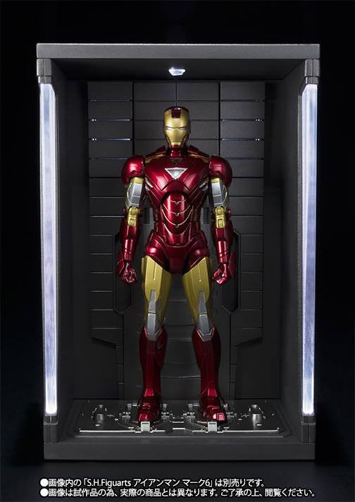 S.H.Figuarts - Iron Man - Hall of Armor (TamashiiWeb Exclusive) - Marvelous Toys - 2