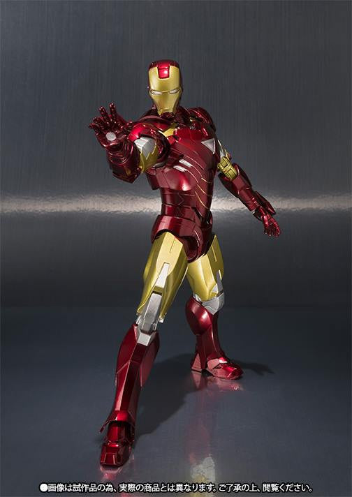 S.H.Figuarts - Iron Man - Iron Man Mark VI (6) (TamashiiWeb Exclusive) - Marvelous Toys - 2