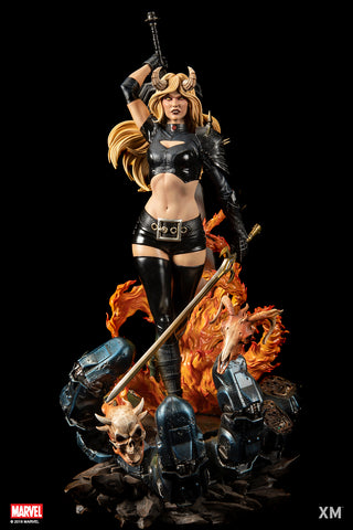 XM Studios - Marvel Premium Collectibles - X-Men's Magik (1/4 Scale)