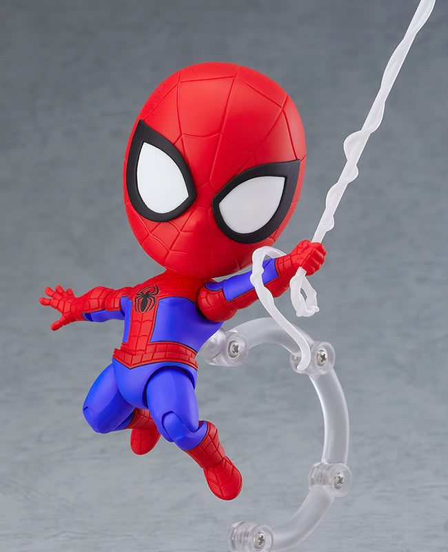 Nendoroid - 1498-DX - Spider-Man: Into the Spider-Verse - Peter B. Parker (DX Ver.)