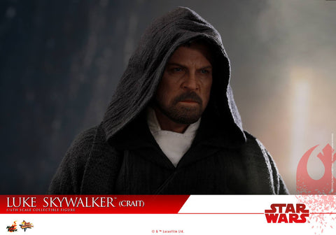 Hot Toys - MMS507 - Star Wars: The Last Jedi - Luke Skywalker (Crait)